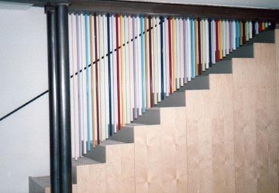 Colori per scala interna